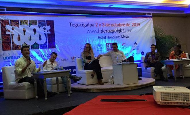 Primer encuentro de liderazgo pol�tico LGBTI de Am�rica Latina y el Caribe - Lima, Per�.